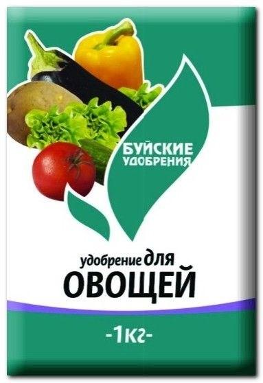 """Удобрение """"Для овощей"""""""