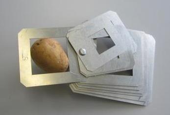 Шаблоны контрольные для картофеля