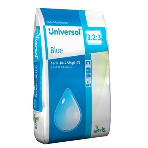 Универсол Голубой (18-11-18+2,5MgO+МЭ) - 25 кг