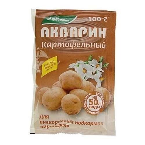 Акварин Картофельный (N-P-K-Mg=12-12-35-1)