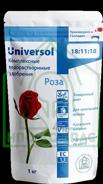 """Универсол """"Роза"""" (18-11-18+2,5MgO+мэ)"""