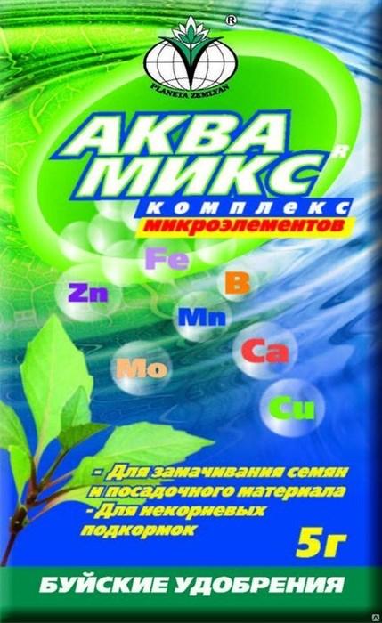 Аквамикс (микроэлементы)
