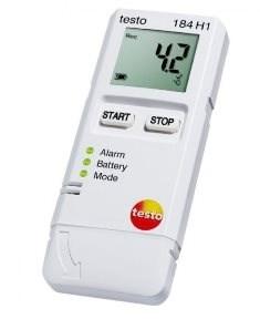 184-H1 - USB-регистратор температуры и влажности