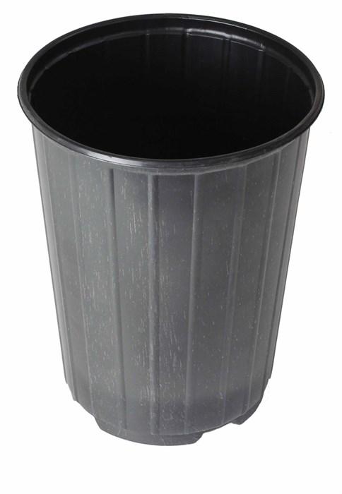 Горшок 3,0 л (черн d-160, h-205, формовка)