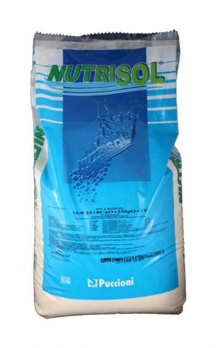 Нутрисол (14-8-21-8 CaO+2Мg+мэ) - 25 кг
