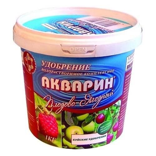 Акварин Плодово-Ягодный (N-P-K-Mg=12-12-35-1)